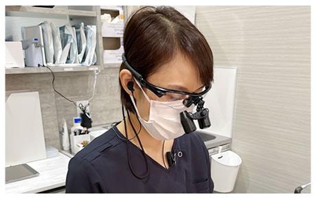 天然歯の歯質保存