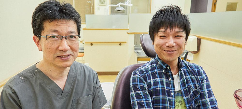 歯周病の予防や改善